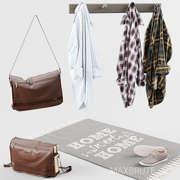 Quần áo, thảm, túi sách, Texture, Map, Vray, 3ds max, dowload model free Model size : 26 Mb Dowload link…