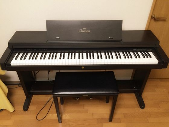 Les 25 meilleures id es de la cat gorie clavinova piano for Yamaha clavinova cvp 409