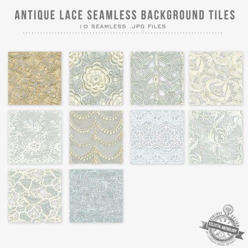 lace background tile -#main