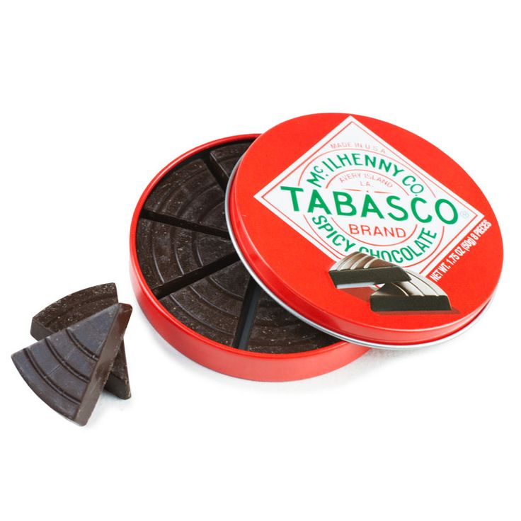 Tabasco Chocolate Tin