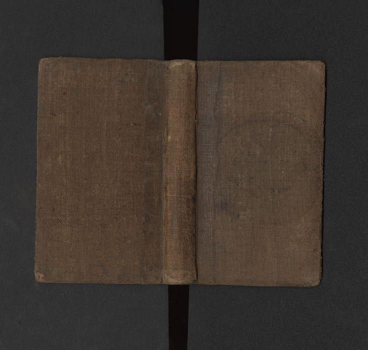 Collins 323. Canvas Binding. London 1773.