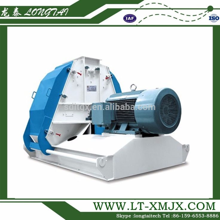 SFSP series Poultry chicken wide chamber feed hammer mill
