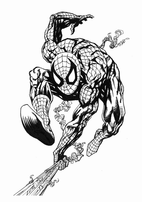 Spider Man Unlimited Coloring Pages. Spiderman Coloring Pictures 8 best spider man images on Pinterest  Adult coloring