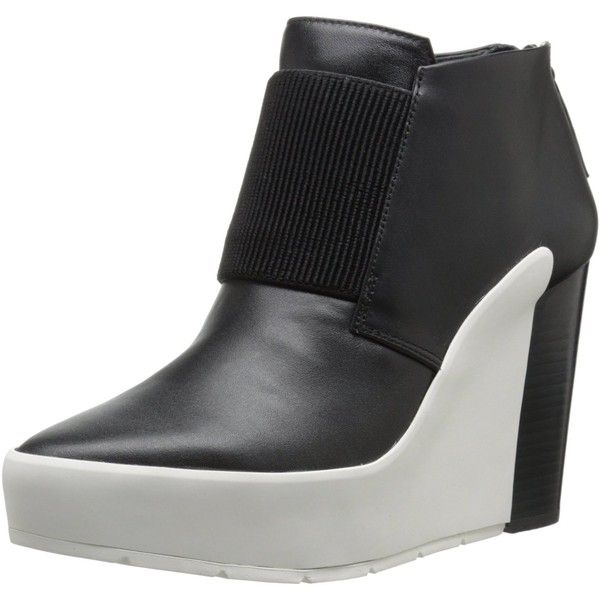 United Nude Women's UMA Chelsea Oxford (€330) ❤ liked on Polyvore featuring shoes, oxfords, wedge heel shoes, oxford shoes, wedges shoes, wedge oxfords and hidden platform shoes