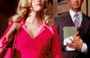 Legalmente rubia 3? La actriz Reese Witherspoon abre a la (maravillosa) posibilidad