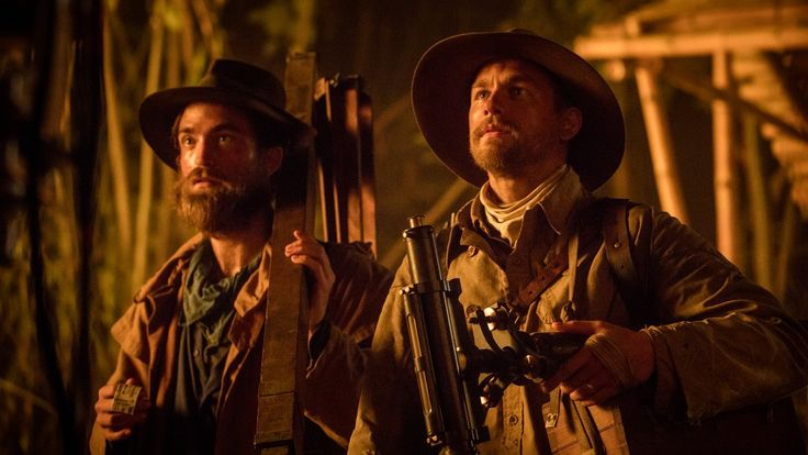 "1. ""The Lost City of Z"""