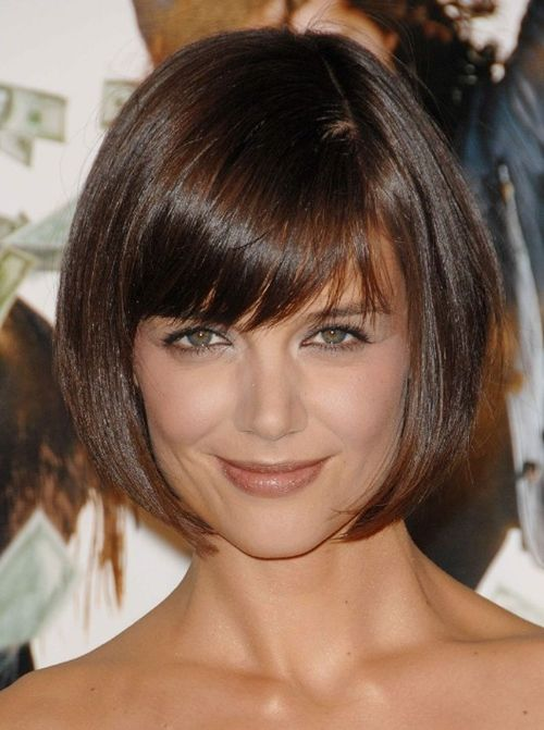 Bobs Hairstyles layered bob hairstyles 2017 from bangs to choppy styles weve got your Short Angled Bob Hairstyles For Thick Hair New Hairstyles Haircuts Hair Color Ideas