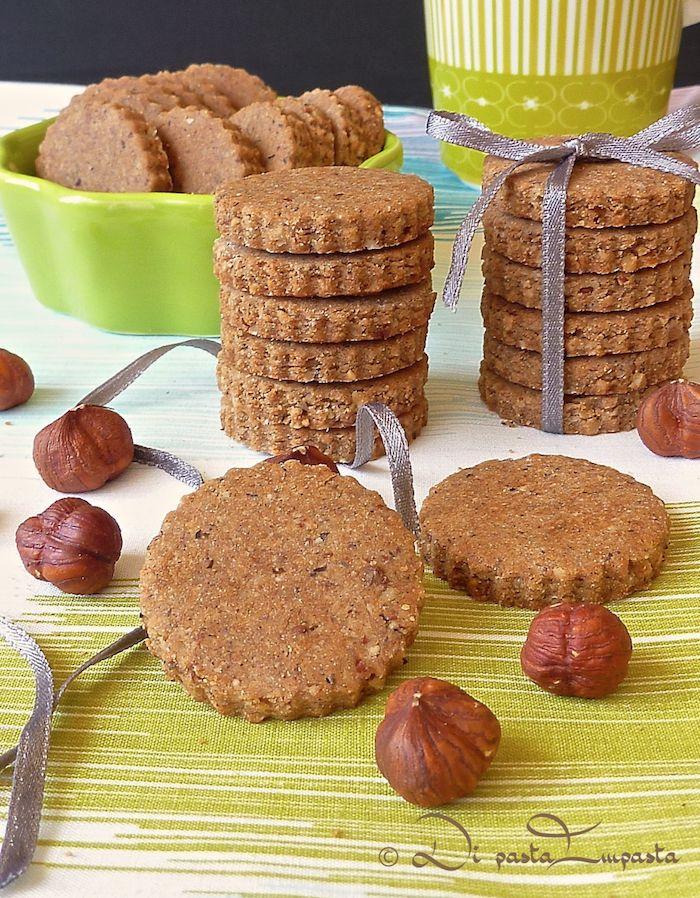 Ricetta biscotti senza lattosio con il bimby