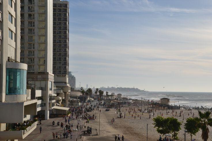 Tel Aviv: lungomare