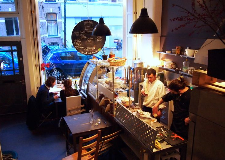 MANA MANA (Israëlisch, tapas) - Israeli food in Amsterdam - lots of vegetarian options- Hemonystraat 66hs (De Pijp)