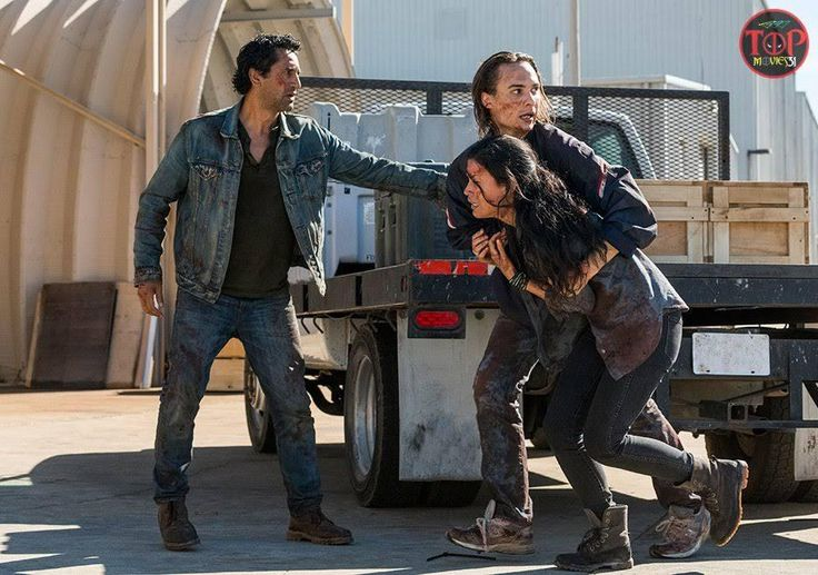 Fear the Walking Dead (2015– ) Complete Season 1 & 2 Subtitle Indonesia