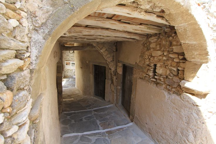 Walk around Chora and visit the castle!
