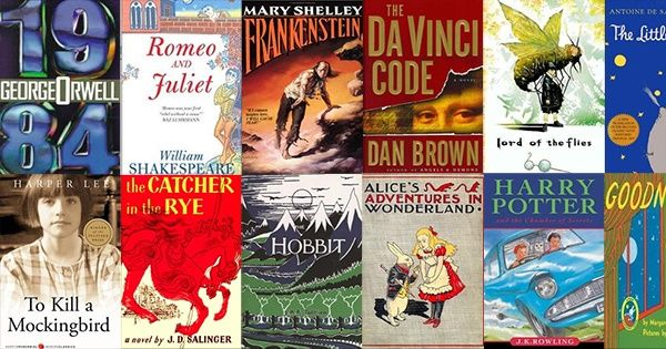 Bbc S Top 100 Books You Need To Read Before You Die Classic