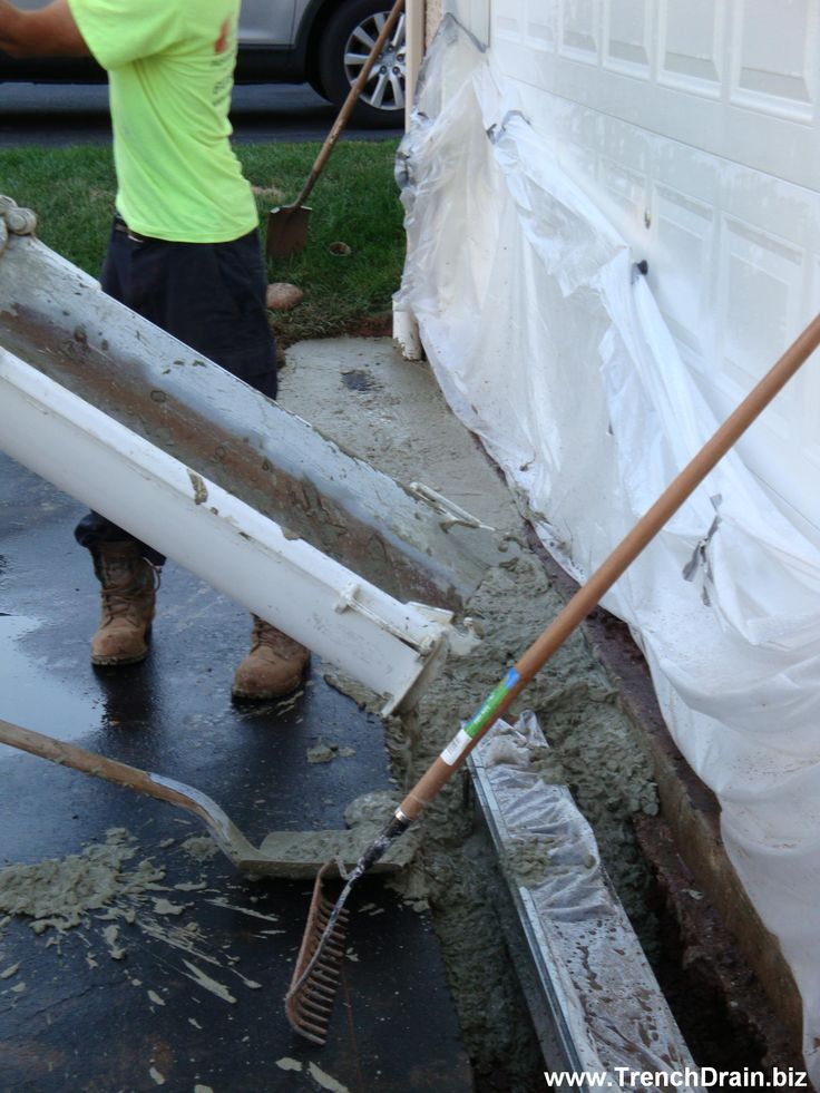 Best 25 Trench Drain Ideas On Pinterest Trench Drain