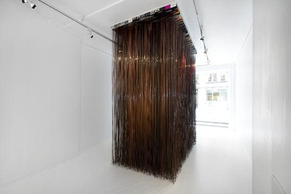 """""""Unwound"""" Exhibition at Soft Galleri"""