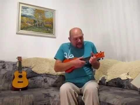 Uke Milan - CHLUPATÝ KAKTUS - ukulele
