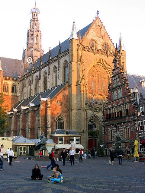 Haarlem, Netherlands *I want to live in this city someday.