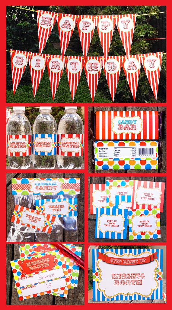 The 25+ best Circus party invitations ideas on Pinterest - circus party invitation
