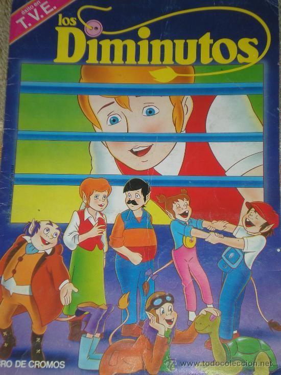 Album cromos Los Diminutos