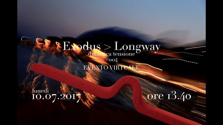 Last episode of the Exodus Project.  Thanks to Ludovico Maria Gilberti - Fine Art Photographer and Fanny Abbà for choosing our Longway collection by Bartoli Design to complement the powerful images of the Floating Piers by Christo and Jeanne-Claude Official. #DesignArtContamination #Christo #TheFloatingPiers #Longway
