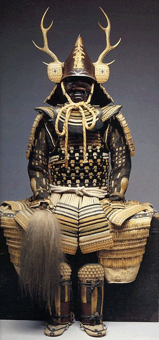 Japanese Samurai's armor 鎧兜
