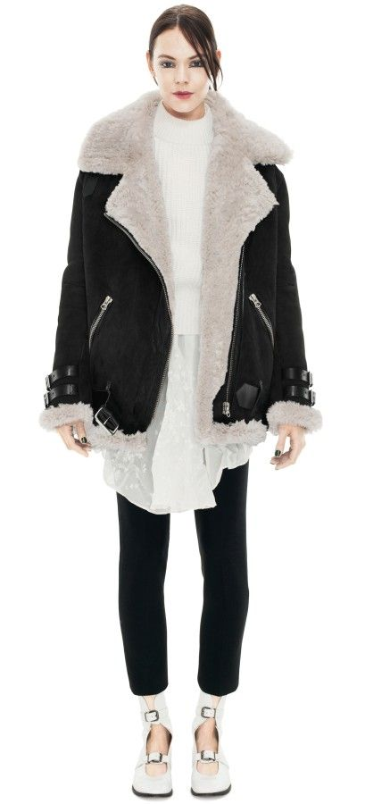 284 best Shearling / Mongolian / Curly Lamb images on Pinterest ...