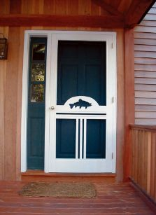 Product Catalog | Wooden Screen Door Co. & 100 best SCREEN DOORS Windows images on Pinterest | Screen doors ... pezcame.com