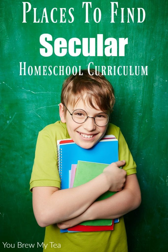 Places To Find Secular Homeschool Curriculum