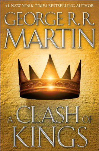 Clash of Kings  (George R.R. Martin)
