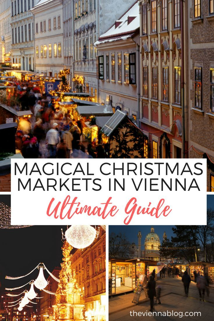 VIENNA CHRISTMAS MARKET TRAVEL GUIDE