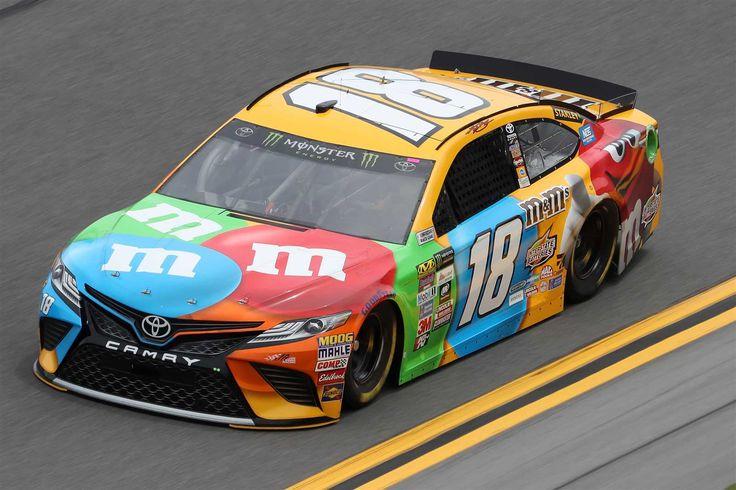2017 Daytona 500 Kyle Busch will start 21st in the No. 18 Joe Gibbs Racing Toyota. Crew Chief: Adam Stevens Spotter: Tony Hirschman