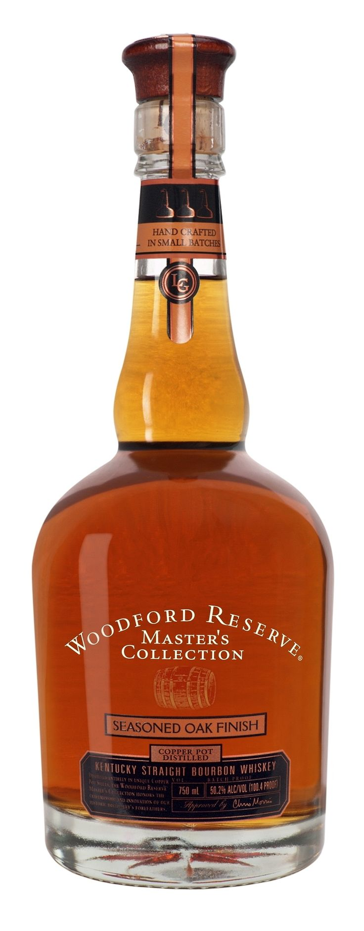☆ Labrot & Graham Woodford Reserve Master's Collection Maple Wood Finish Kentucky Straight Bourbon Whiskey ☆