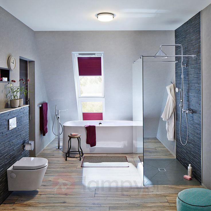 ADRIANO – lampa sufitowa LED do łazienki 9641025