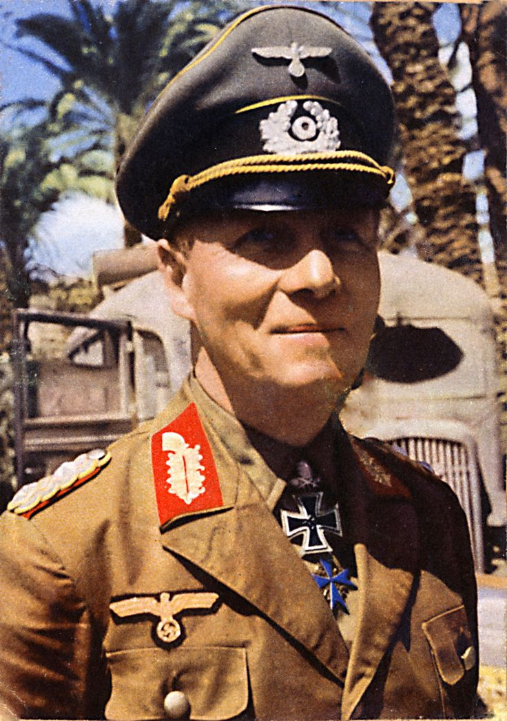 erwin rommel Erwin rommel was one of germany's most respected military leaders in world war two rommel played a part in two very significant battles during the war – at.