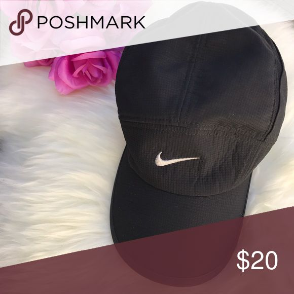 Nike Sports Cap! One Size Nike Sports Cap! One Size •EUC! • Nike swoosh logo on front • Nike sphere dry technology Nike Accessories Hats