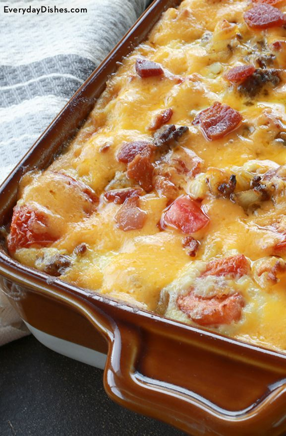 'Pasta bake' typically indicates that there's cheese involved, which means we're automatically signed up. Our bacon cheeseburger pasta bake will knock your socks off. The kids will cheer! Basically, this dish is the equivalent of world peace packaged up in an 8″ square casserole pan and delivered hot.
