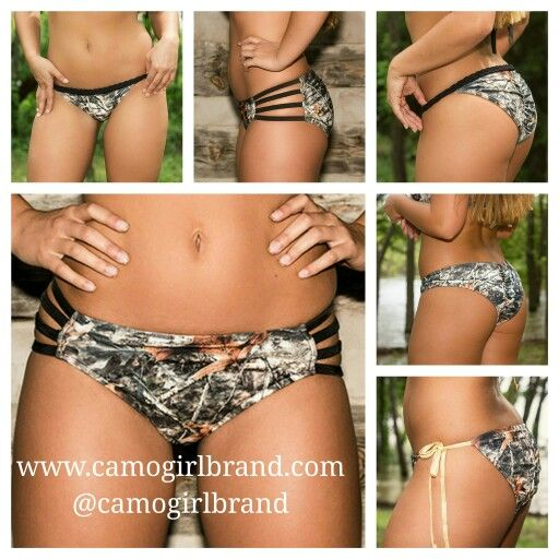 CamoGirl Swimwear www.camogirlbrand.com