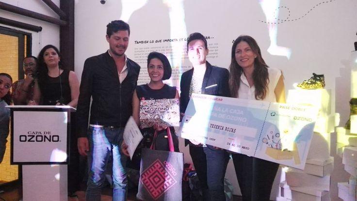Capa de Ozono premió la creatividad y talento mexicano - https://webadictos.com/2016/05/10/capa-ozono-premio-la-creatividad-talento-mexicano/?utm_source=PN&utm_medium=Pinterest&utm_campaign=PN%2Bposts