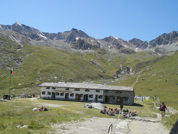 rifugio Sella #Cogne