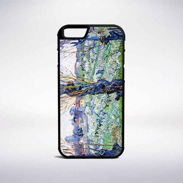 Vincent Van Gogh - View Of Arles, Flowering Orchards Phone Case – Muse Phone Cases
