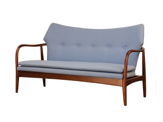 Chinoiserie Sofa: a sleek and elegant sofa that will compliment any space with ease