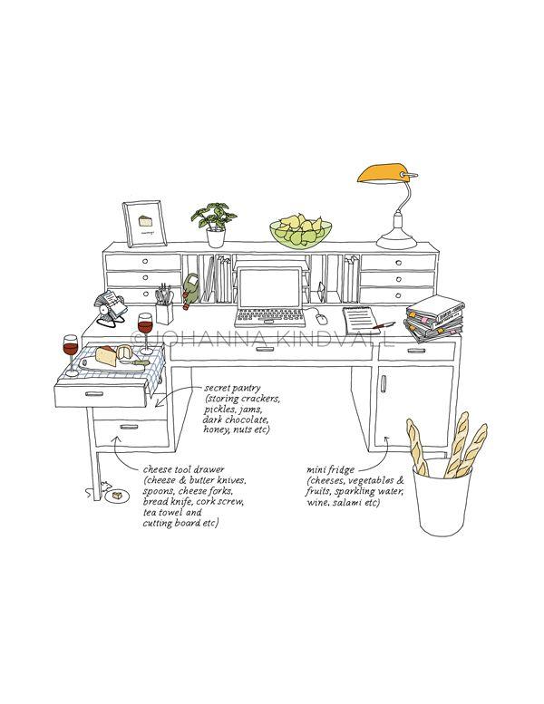 illustrated cookbook. love it,.
