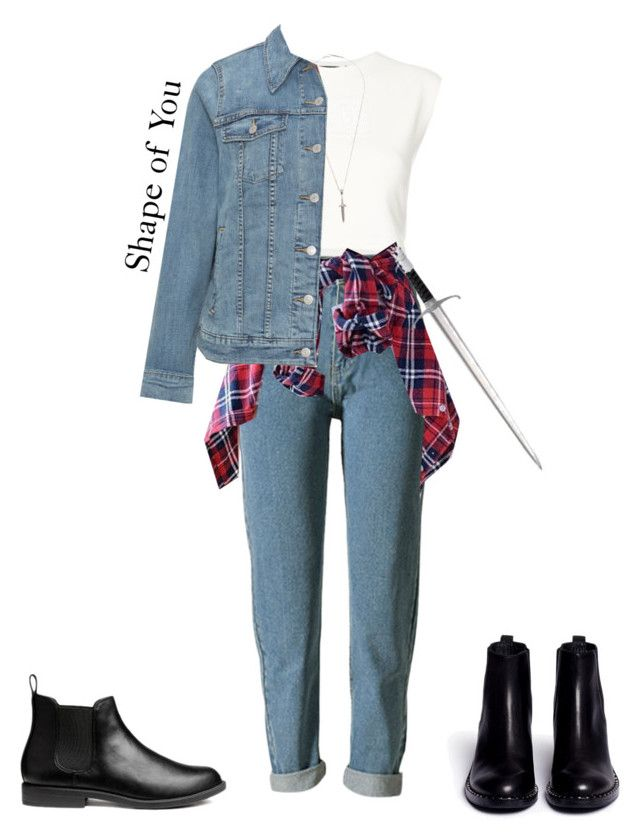 """""""""""Romeo"""" Outfit"""" by kayla-santella ❤ liked on Polyvore featuring Puma, Levi's, Ash, Roman Paul and plus size clothing"""