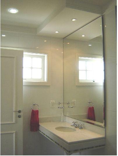 teto de gesso banheiro pequeno  Pesquisa Google  Home sweet home  Pinteres -> Drywall Banheiro Pequeno