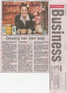 Talking pubs in the Melbourne Herald Sun 2003