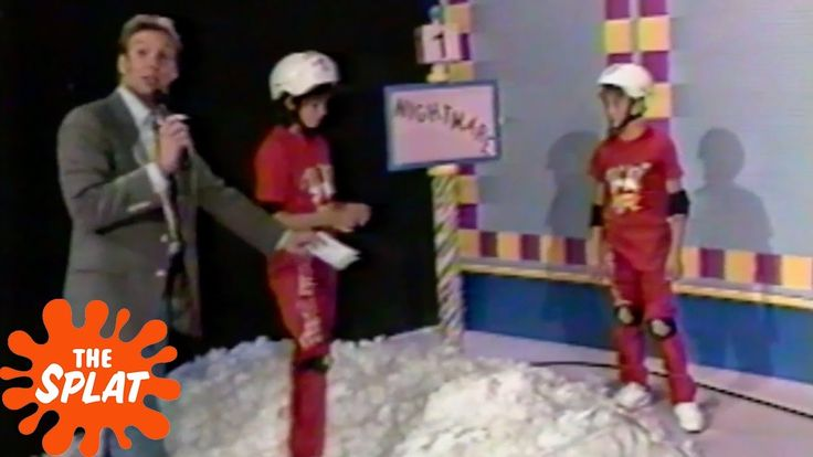 Uncovered Double Dare Footage from 1986 | Double Dare | The Splat