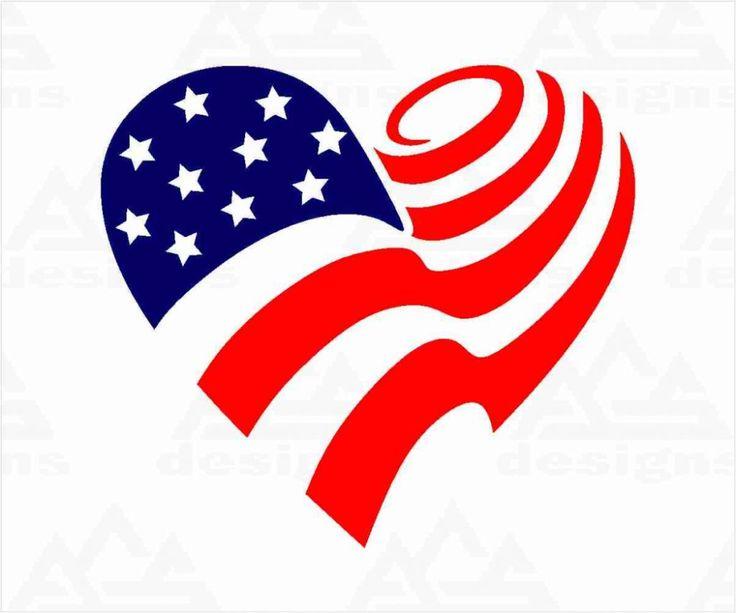 Download Usa Flag Heart Love Svg in 2020   Christian svg, Svg, Usa flag