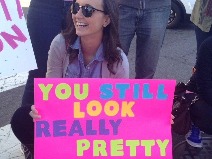 50 Marathon Signs You Wish You Thought Of