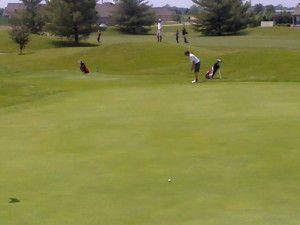 Chipping Drill Helps You Get PGA Golf Scores - Jeff Beeman / JBNET Golf