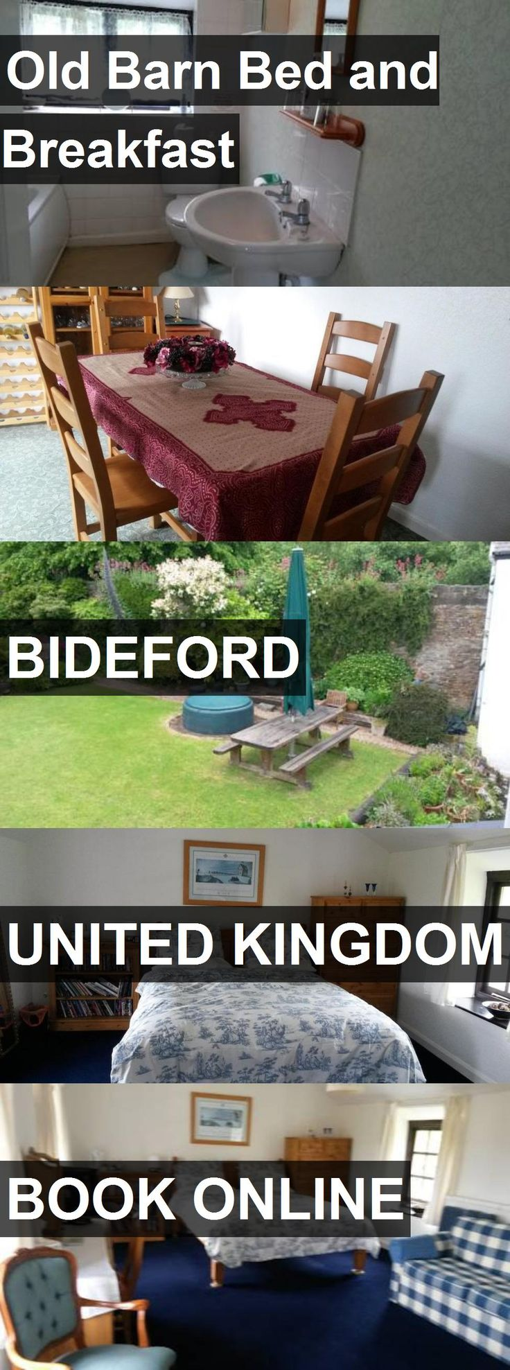 Hotel Old Barn Bed and Breakfast in Bideford, United Kingdom. For more information, photos, reviews and best prices please follow the link. #UnitedKingdom #Bideford #travel #vacation #hotel